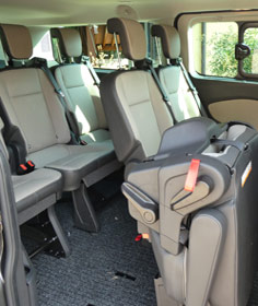 Ford tourneo custom - ncc verona